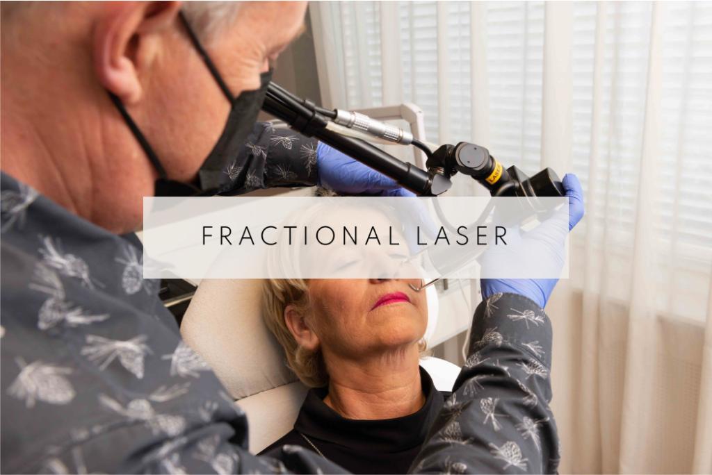 Centre beaute maenen fractional laser
