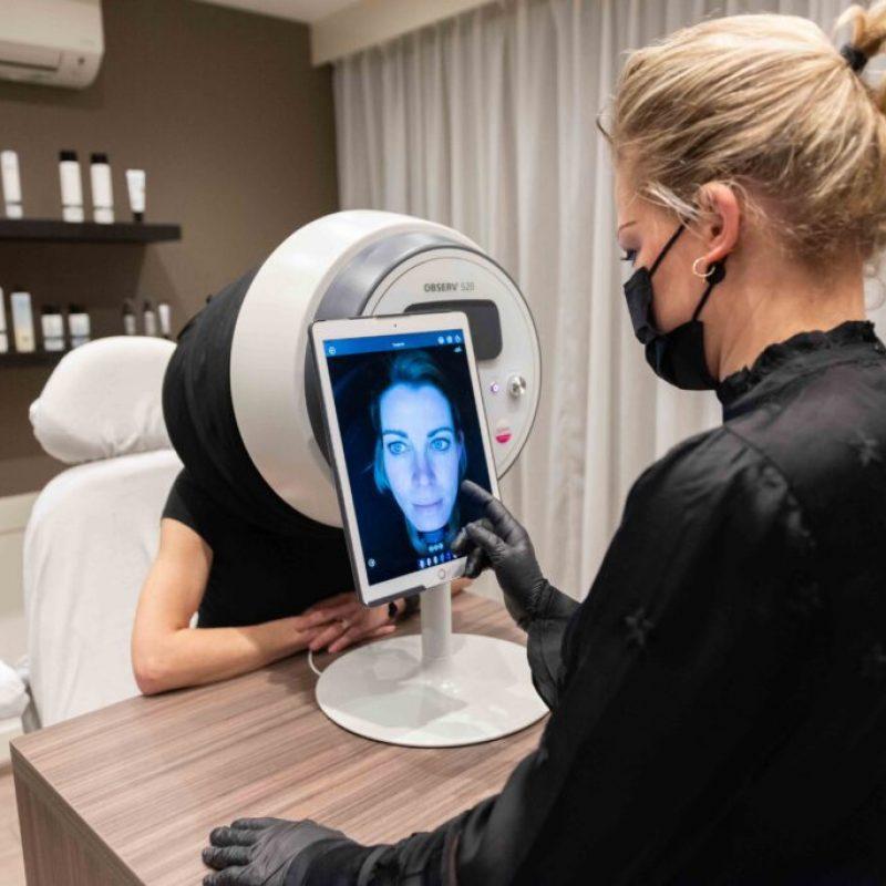 Huidverbetering Maastricht scan